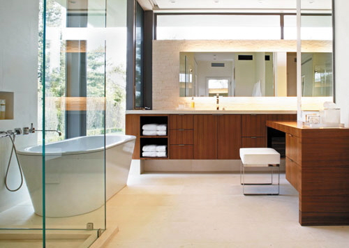 Modern bathroom interior design ideas simple bathroom for Simple bathroom remodel ideas