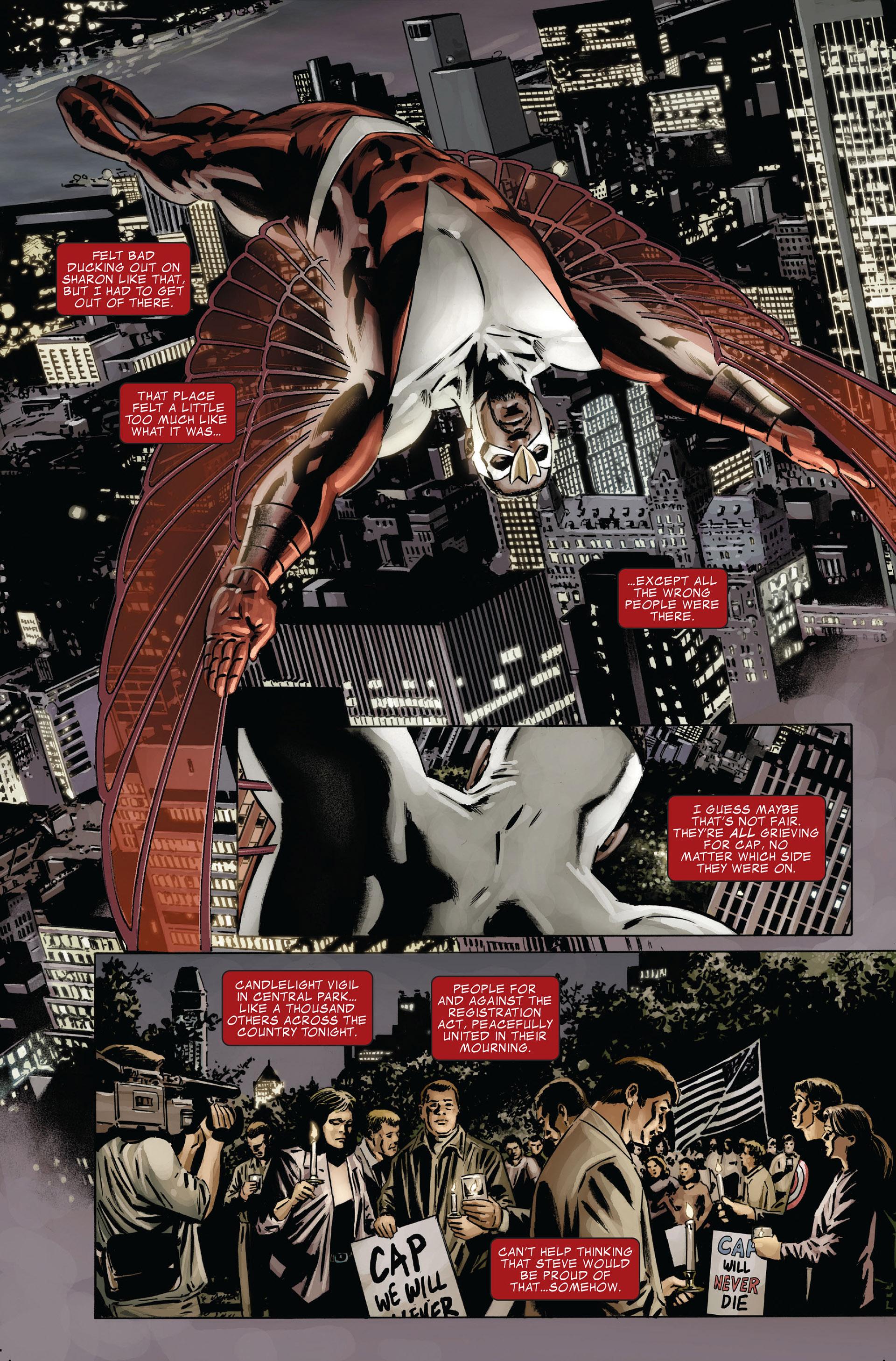 Captain America (2005) Issue #26 #26 - English 12