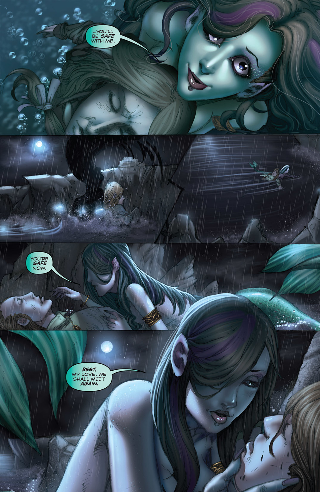 Grimm Fairy Tales (2005) Issue #25 #28 - English 6