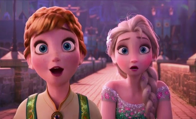 Frozen Fever Berita Superhero