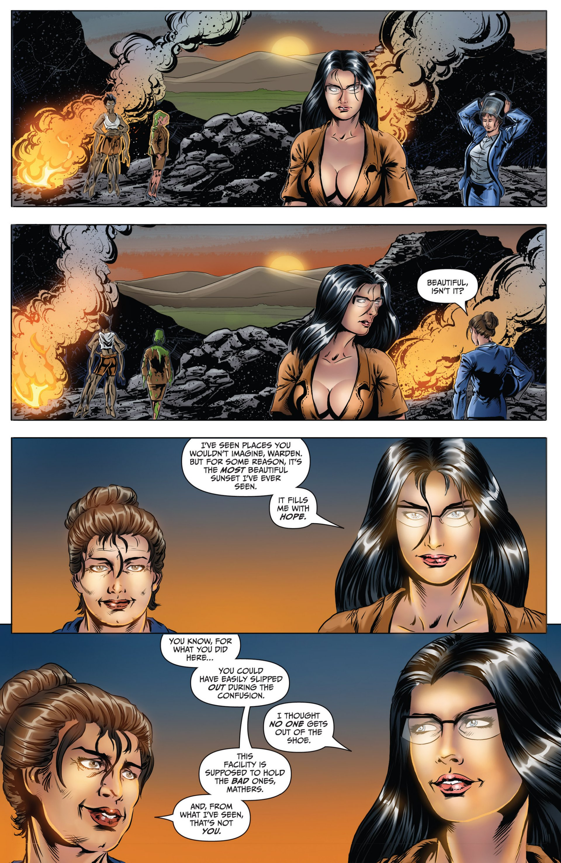 Grimm Fairy Tales (2005) Issue #81 #84 - English 19