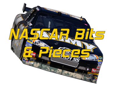 NASCAR Bits and Pieces