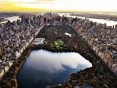 Central Park renovation programme