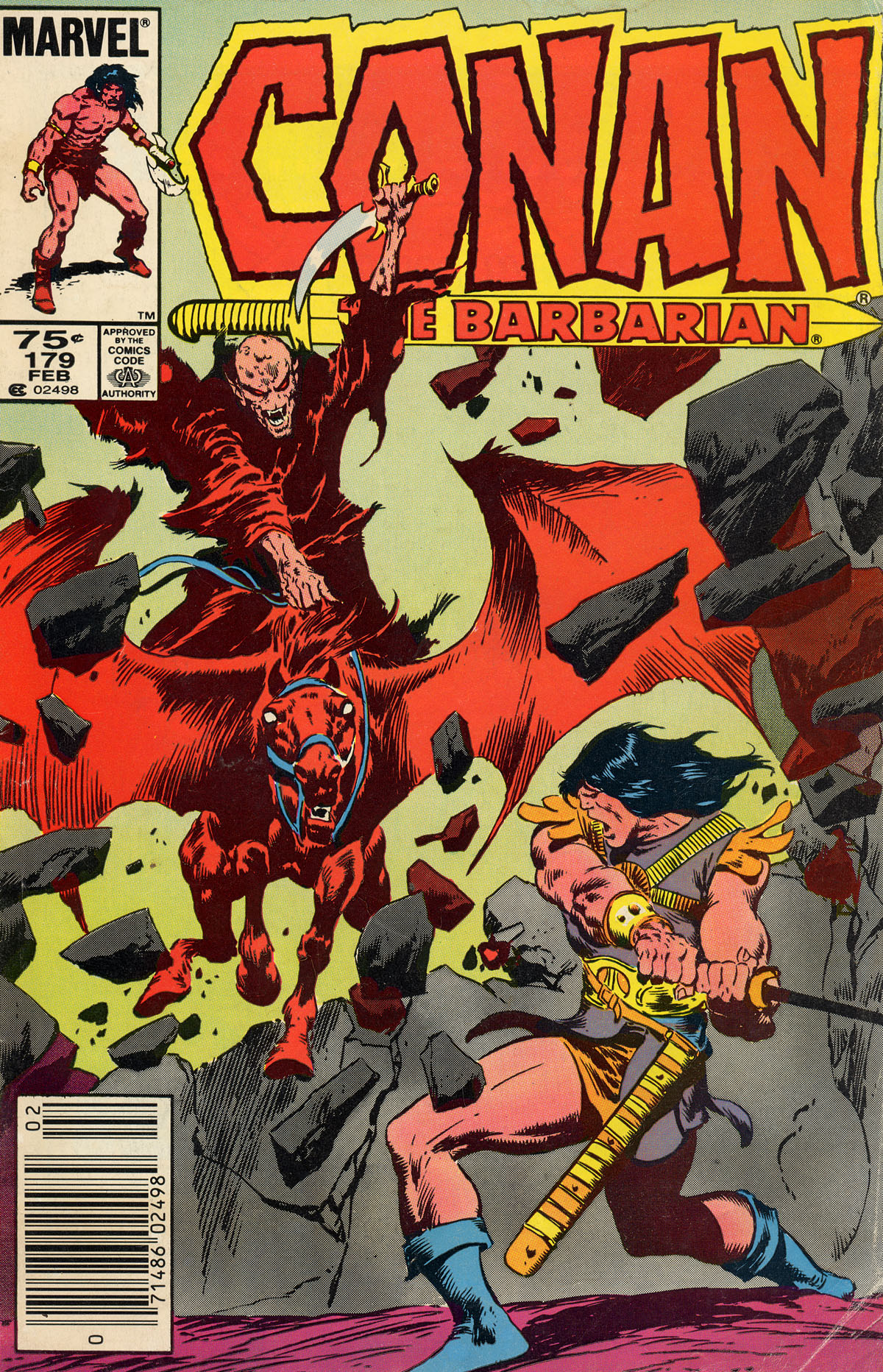 Conan the Barbarian (1970) Issue #179 #191 - English 1