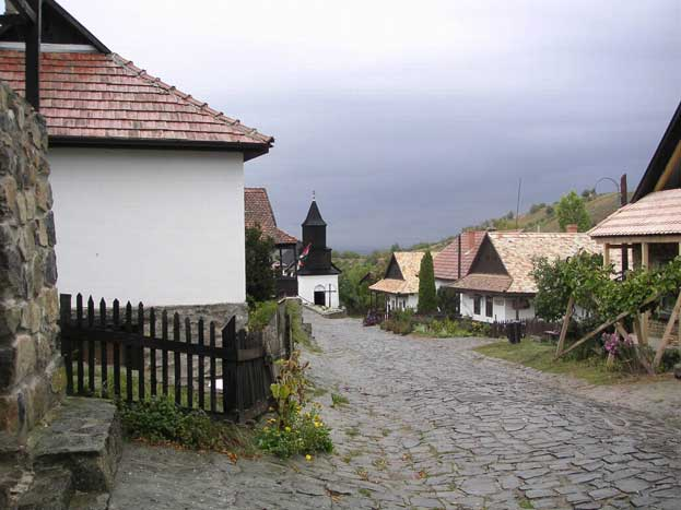Old Village of Holloko and its Surroundings Hungary