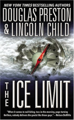 cover of The Ice Limit by Douglas Preston and Lincoln Child