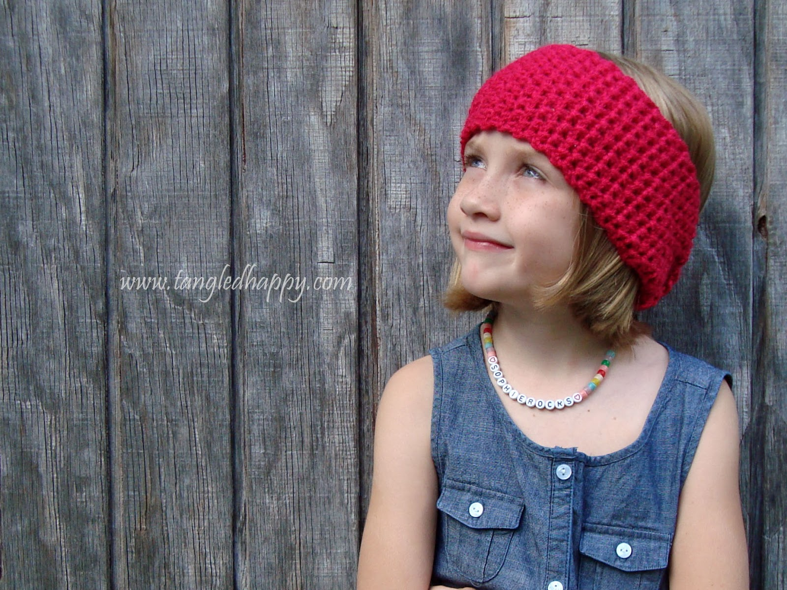 tangled happy: Free Easy Turban Headband Crochet Pattern {Child 3-10 ...