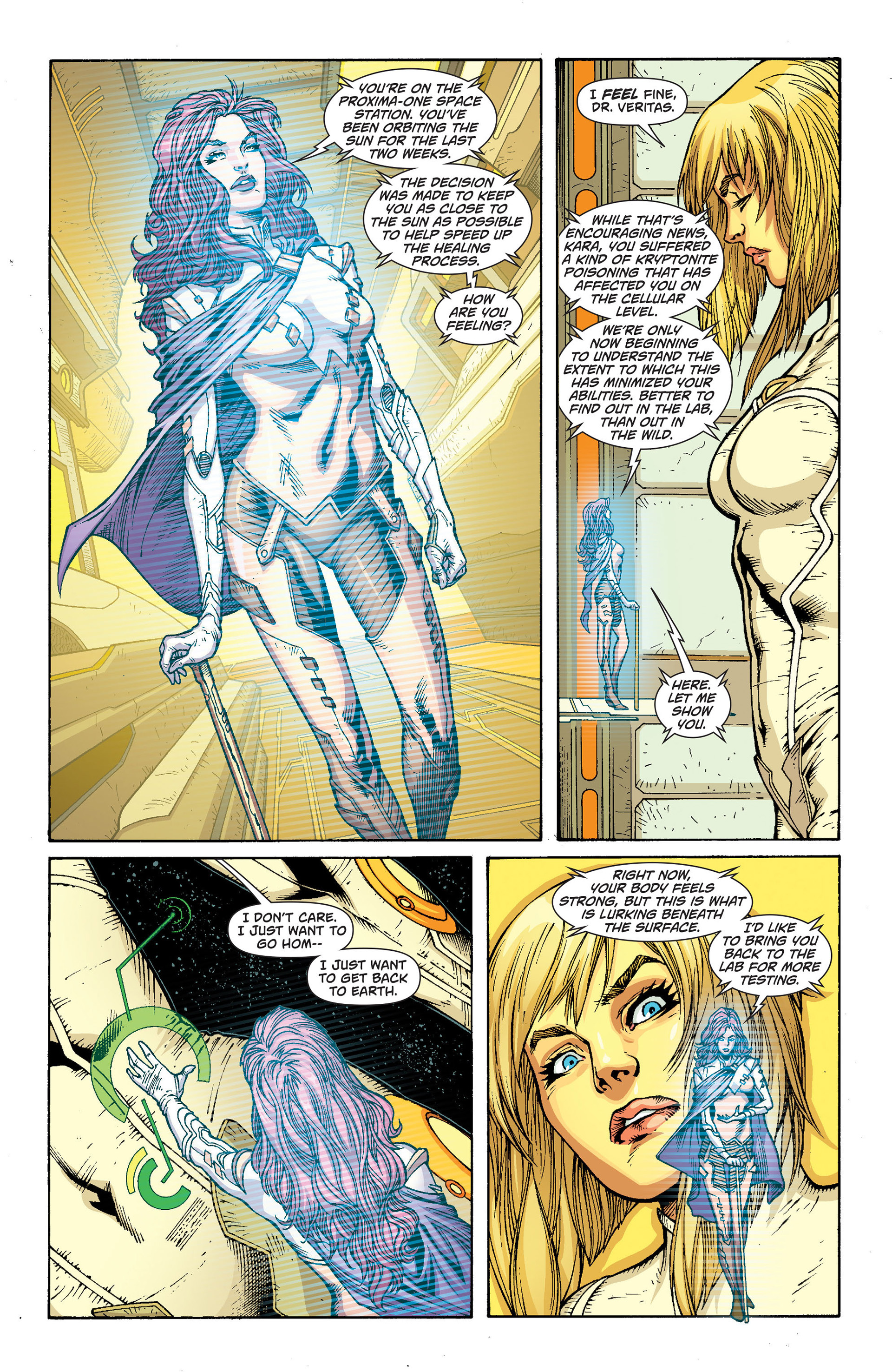 Supergirl (2011) Issue #18 #20 - English 7