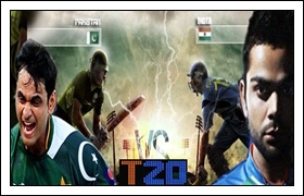(28th-Dec-12) India vs Pakistan 2nd T-20 [Match Highlightes]