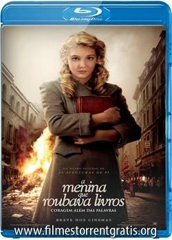Baixar A Menina que Roubava Livros AVI BDRip Dublado + Bluray 720p e 1080p Torrent
