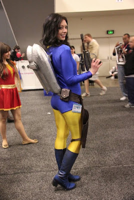 wondercon cosplay girls 33 Gadis Cosplay Hot Di WonderCon
