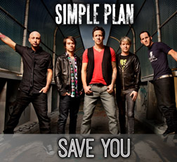Lyrics Simple Plan Save You