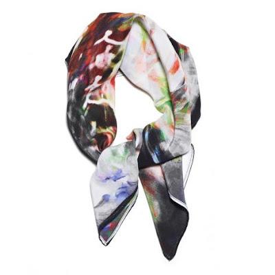 boticca silk scarf