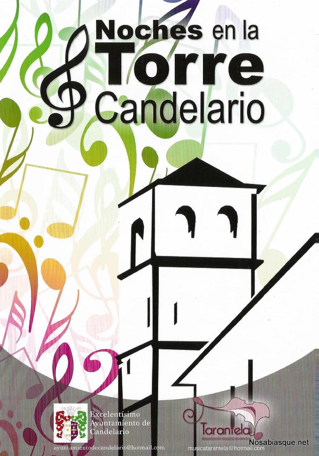 Noches en la Torre de Candelario Salamanca 2013