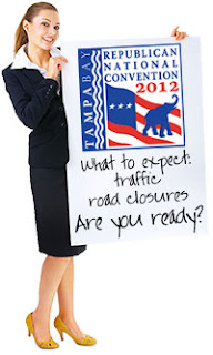 Business Owners: Don't Let the 2012 RNC in Tampa Force You To Close