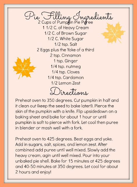 pumpkin_pie_recipes