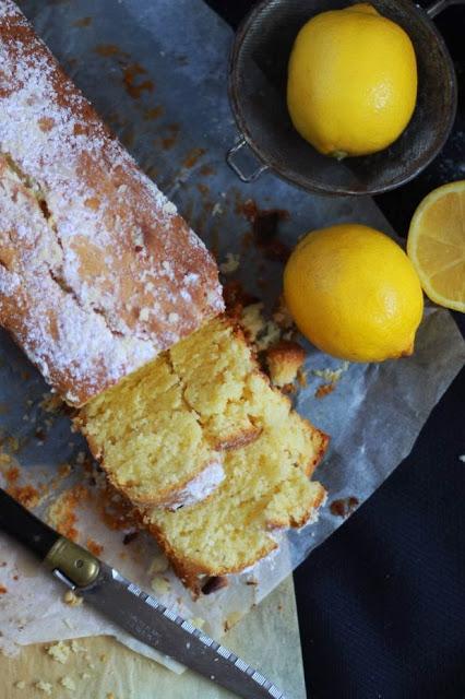 torta al limone e mascarpone / lemon and mascarpone cake