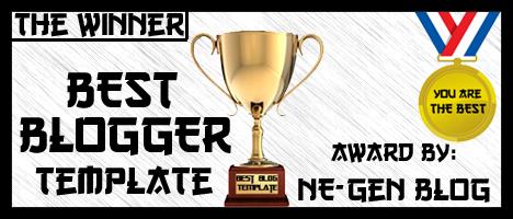 Pemenang Award NE-Gen Blog