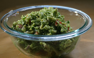 Game Day Loaded Guacamole