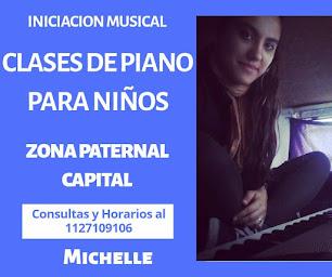 CLASES E PIANO PARA NIÑOS
