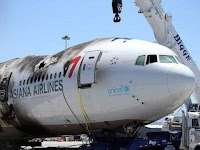 Asiana Airlines Flight Crash