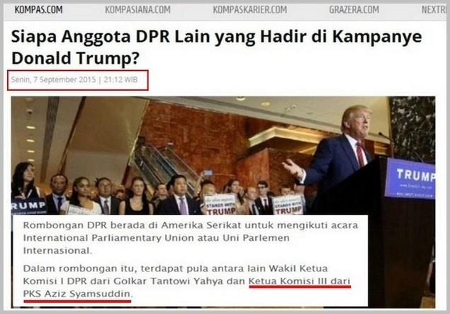 Lagi Lagi PKS Jadi Korban di Media, Gak Ada Elo (PKS) Gak Rame
