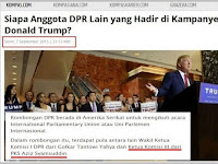 Lagi Lagi PKS Jadi Korban Media, Gak Ada Elo (PKS) Gak Rame