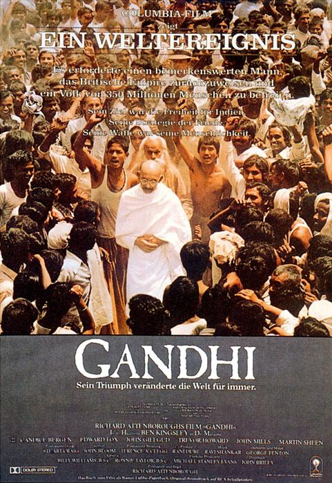 Filmtipp Familienfunk Gandhi