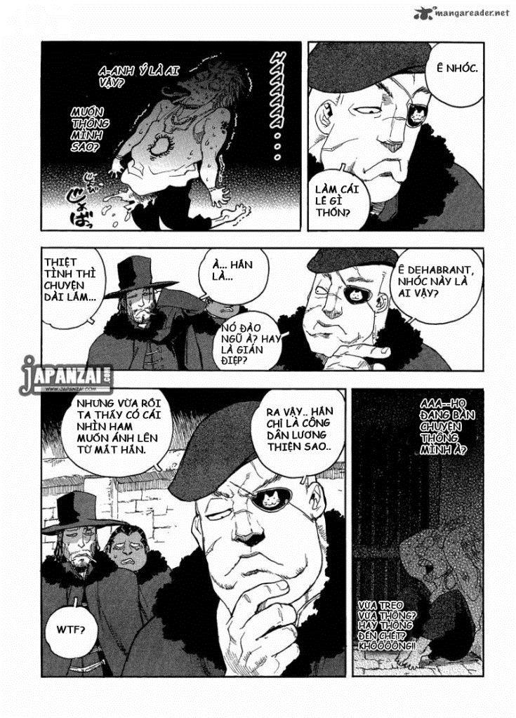 Aiki chap 81 - Trang 12