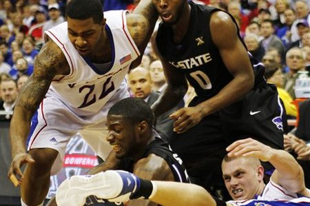 ksvsk Kansas Jayhawks vs Kansas State Wildcats: College Basketball Picks Against the Spread