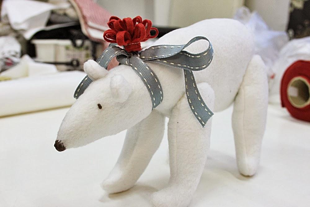 Tilda isbjörn