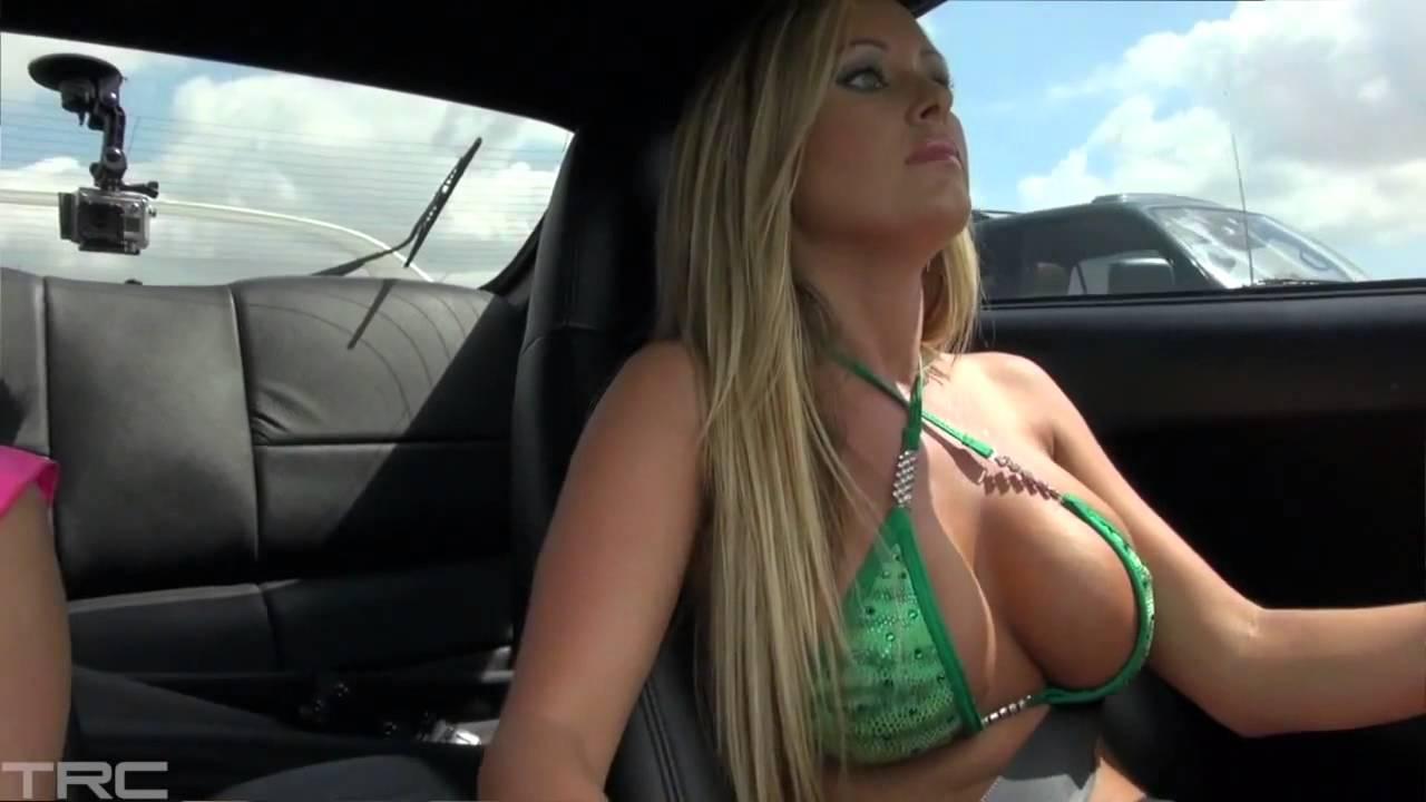 jessica barton nude car