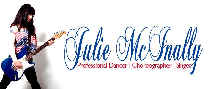 Julie McInally