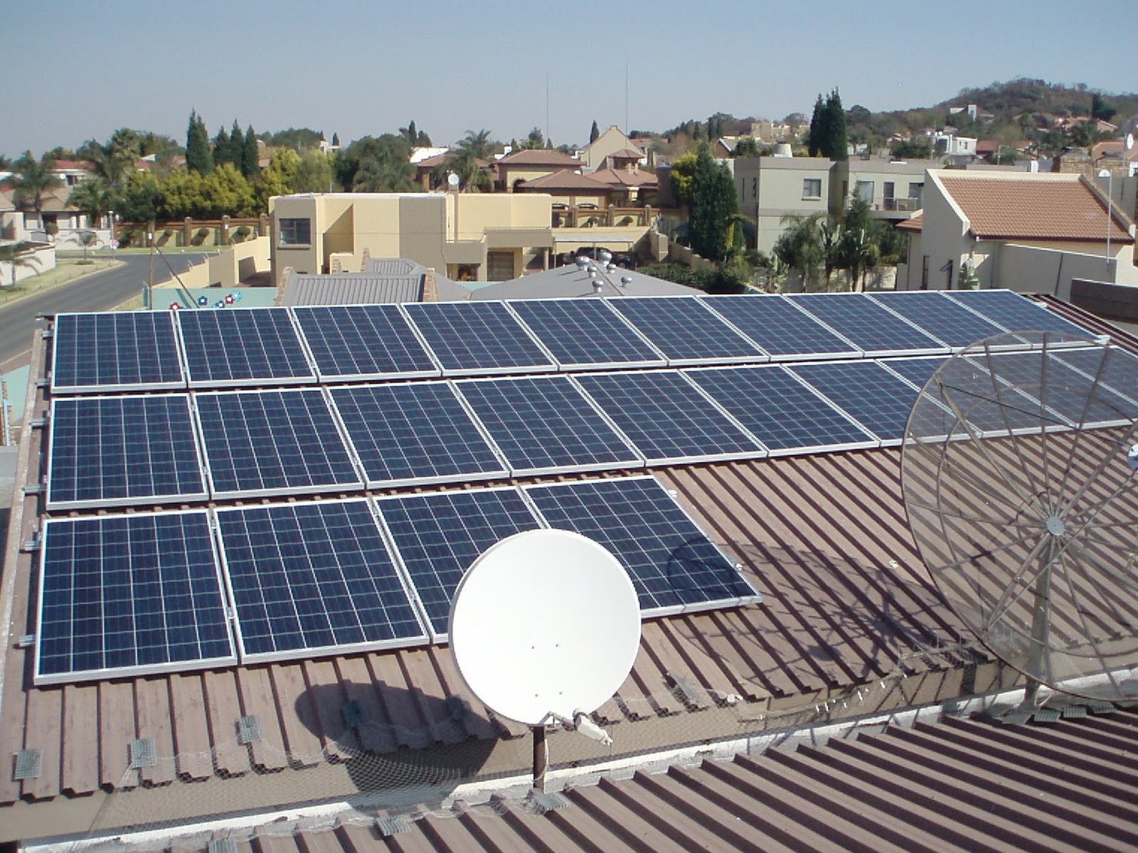 Soltra Energy How Susceptible Are Rooftop Solar Panels To