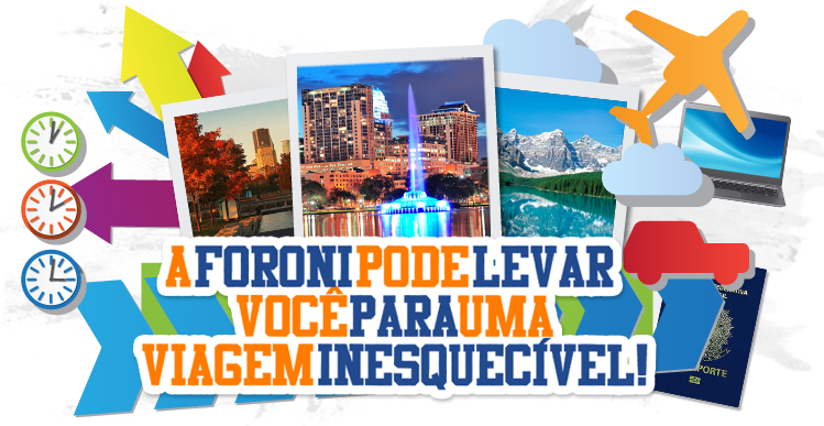 Promoção Desafio Foroni 2015