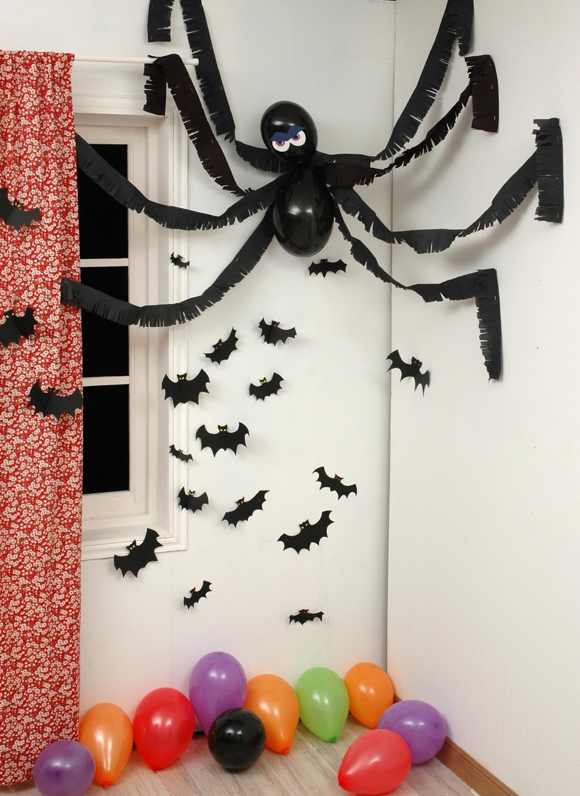Stars and celebrities como hacer decoraciones tenebrosas for Como hacer decoracion con globos