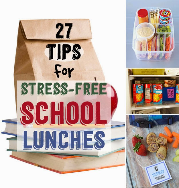 27 School Lunch Tips That Will Keep You Sane