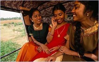 ห้ามผู้หญิงอินเดียใช้โทรศัพท์มือถือ