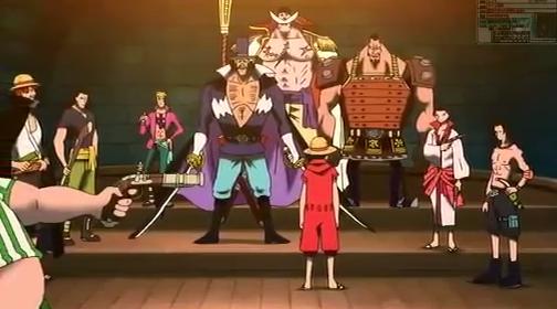 One Piece Luffy – Hand Island no Bouken 01