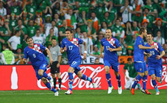 Irlandia vs Kroasia