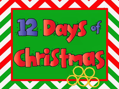 http://www.fernsmithsclassroomideas.com/search/label/Twelve%20Days%20of%20Christmas