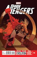 Dark Avengers #186 Cover