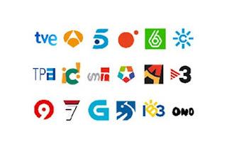 canales-television-españa