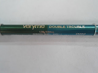 Makeup review: Oriflame Veryme Double Trouble eye pencil image