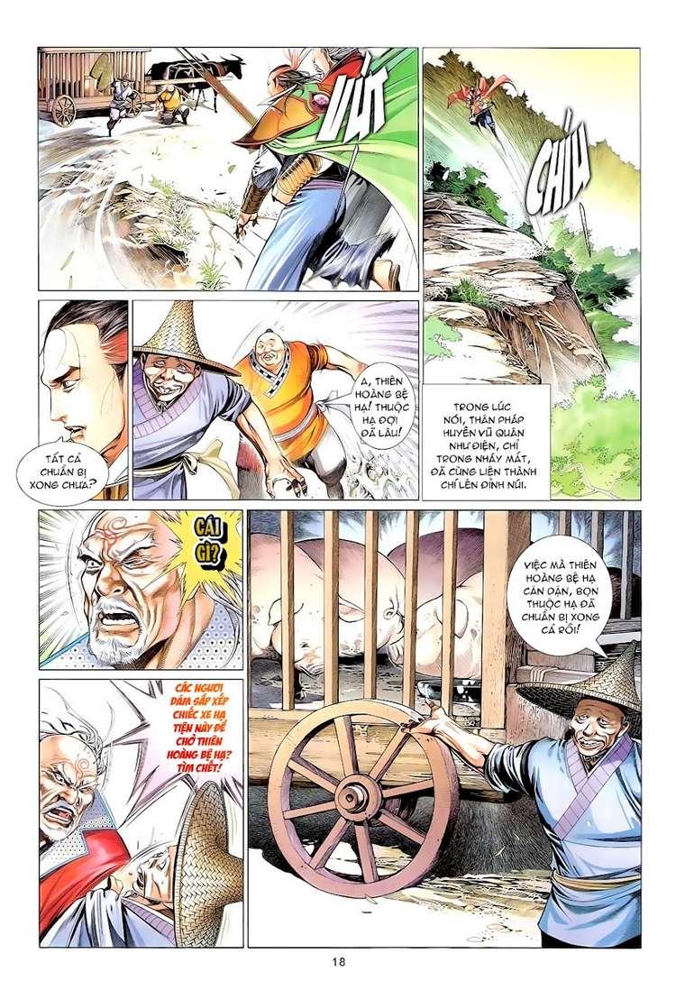 Phong Vân chap 628 Trang 18 - Mangak.info