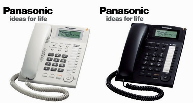 Telepon Panasonic KX-TS 880 CEK HARGA