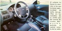 interior ford mondeo ghia 2001