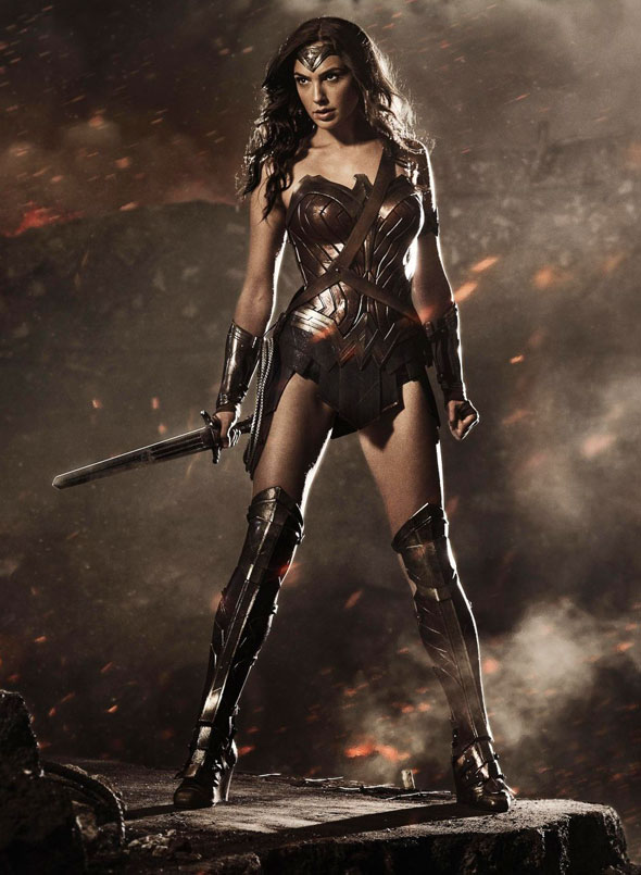 Wonder Woman High Resolution