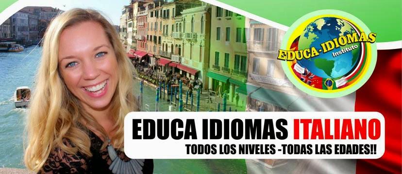 EDUCA IDIOMAS ITALIANO