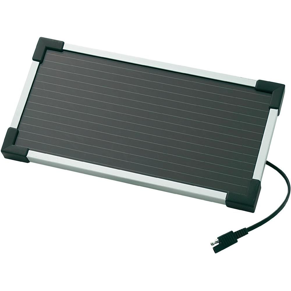 Jard n solar para qu sirve un panel solar de silicio amorfo for Panel solar pequeno